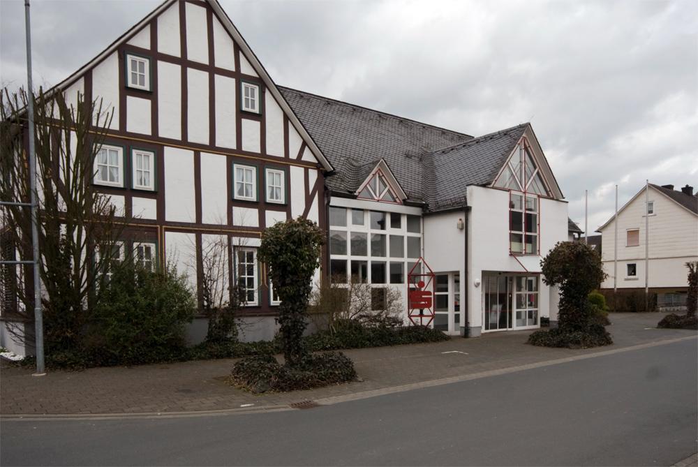 Das Heimatmuseum in der Markstraße in Eibelshausen.