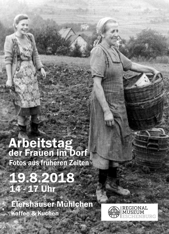 ARBEITSTAG der Frauen im Dorf