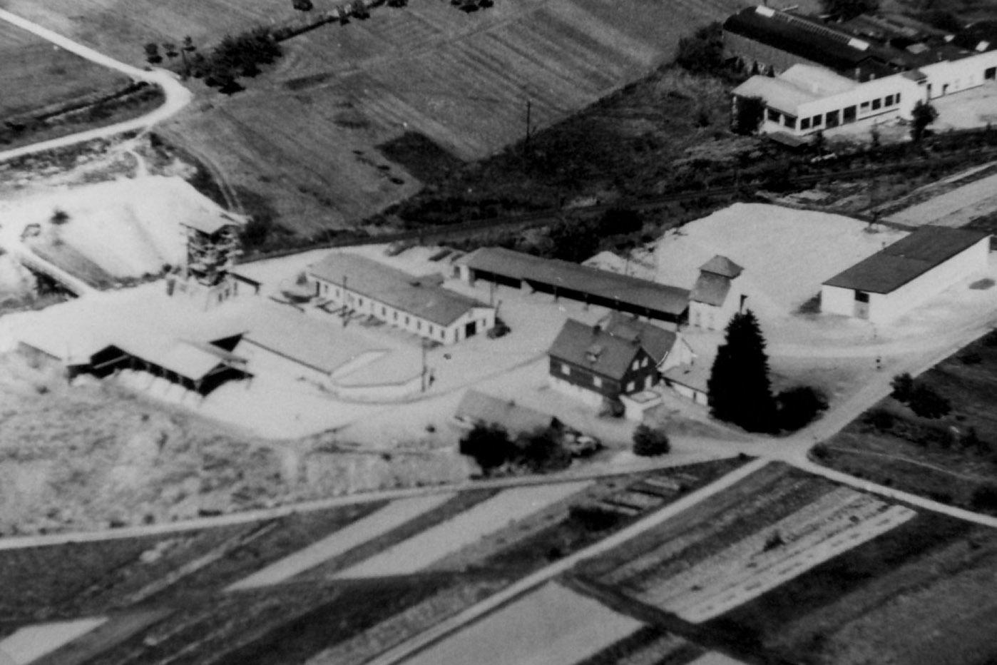 Batzbach, Tagesanlage 1957